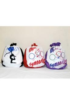 Рюкзак для мяча с принтом и подкладкой из флиса
