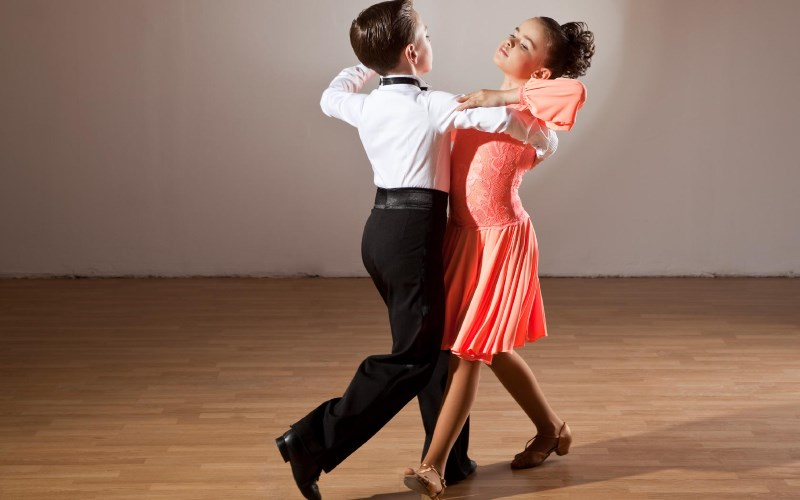 Ателье для бальных танцев